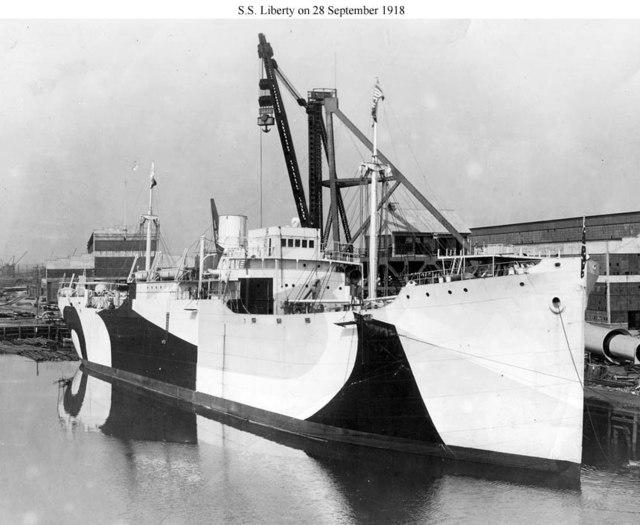 История грузового судна «Либерти»