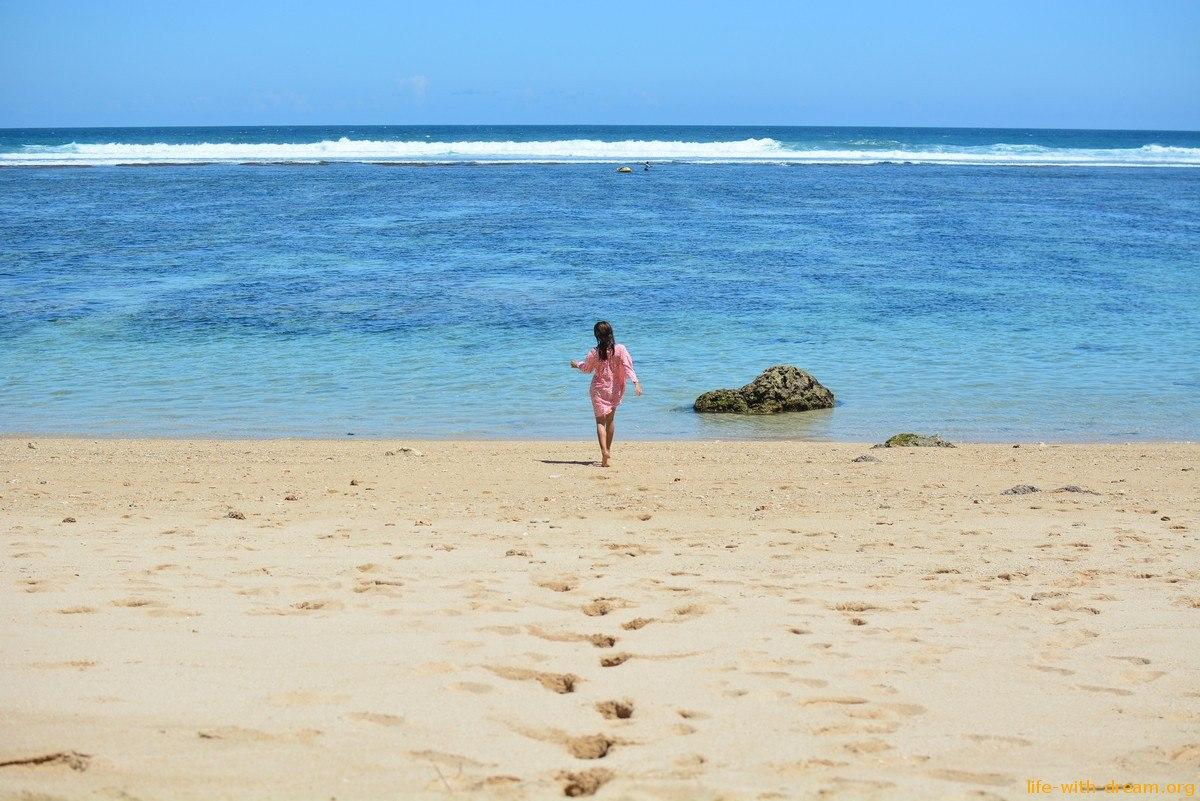 Как правильно выбрать пляж на Бали