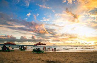 Климат и погода на острове Бали