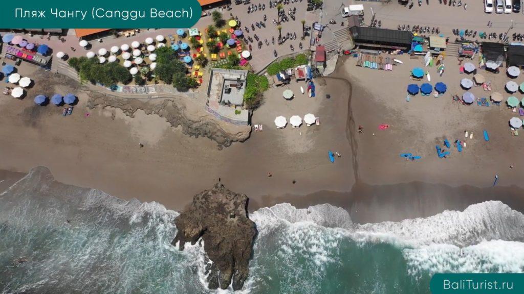 Основная информация о пляже Чангу