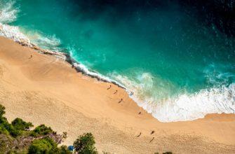 Пляжи Бали - большой гайд