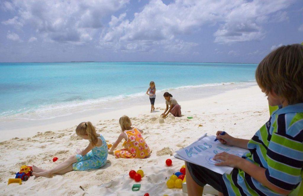 Пляжи на Бали, которые подходят для отдыха с детьми