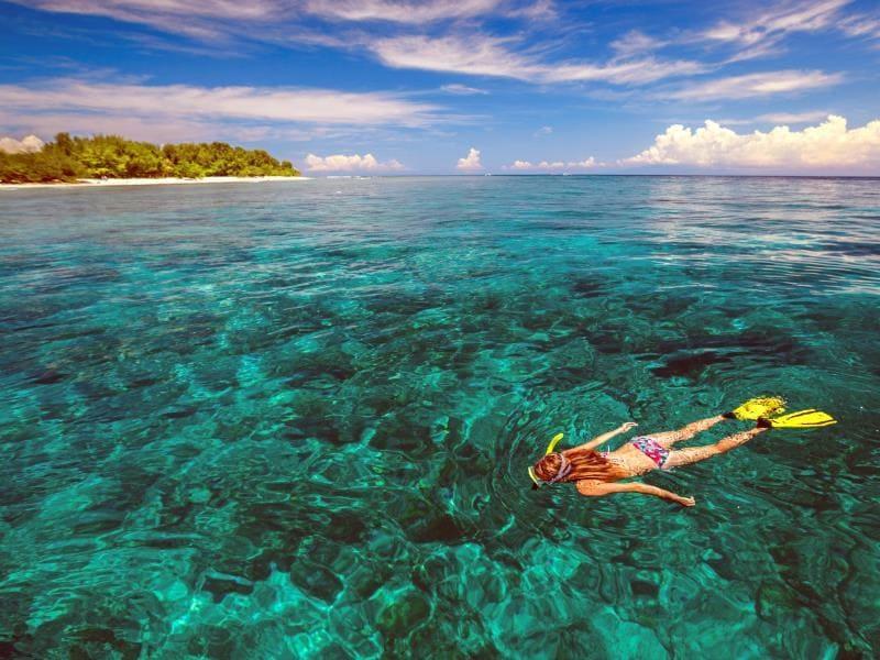 Пляжи на Бали, которые подходят для снорклинга и дайвинга