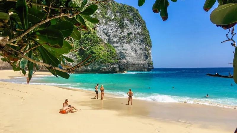 Пляжи на Бали, на которых комфортнее всего плавать