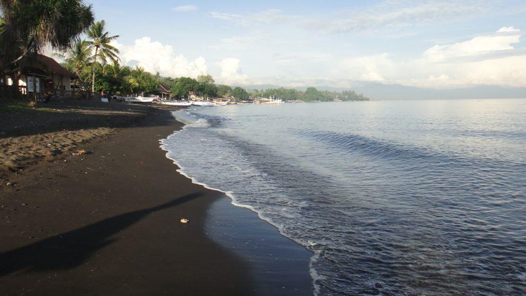 Побережье балийского моря