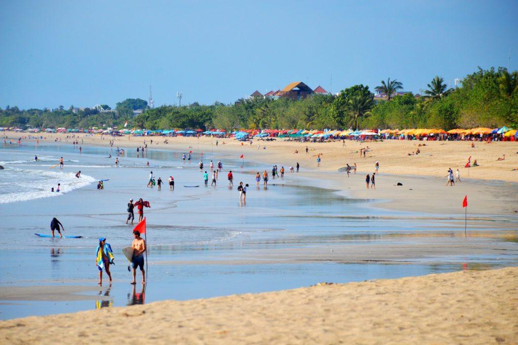 Про сухой сезон на Бали