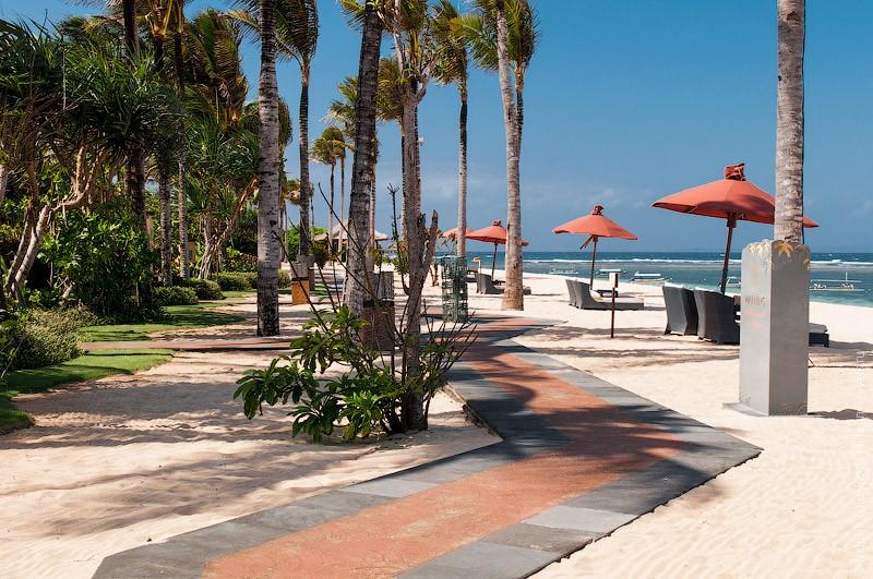 Чем заняться на пляже Нуса Дуа