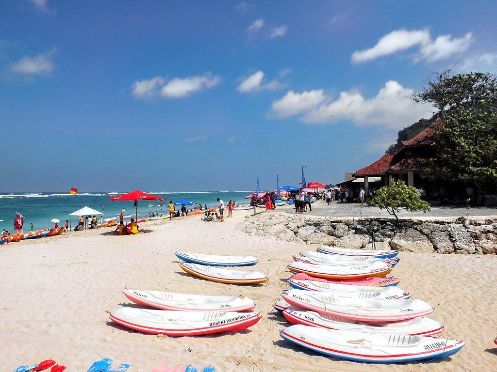Чем заняться на пляже Пандава