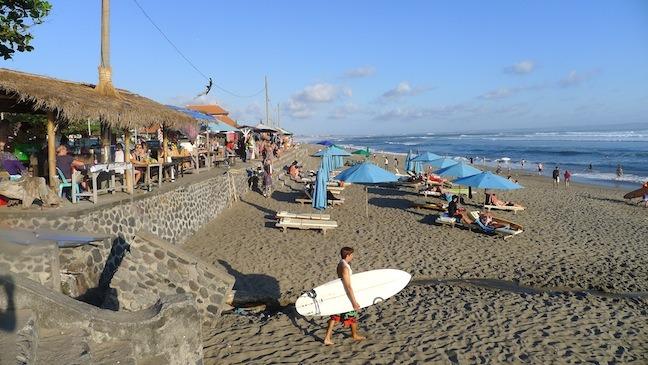 О пляже Бату Балонг на Бали