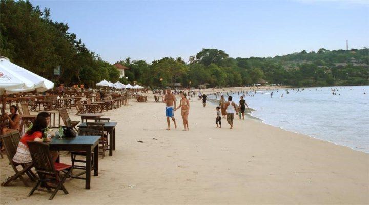 О пляже Джимбаран