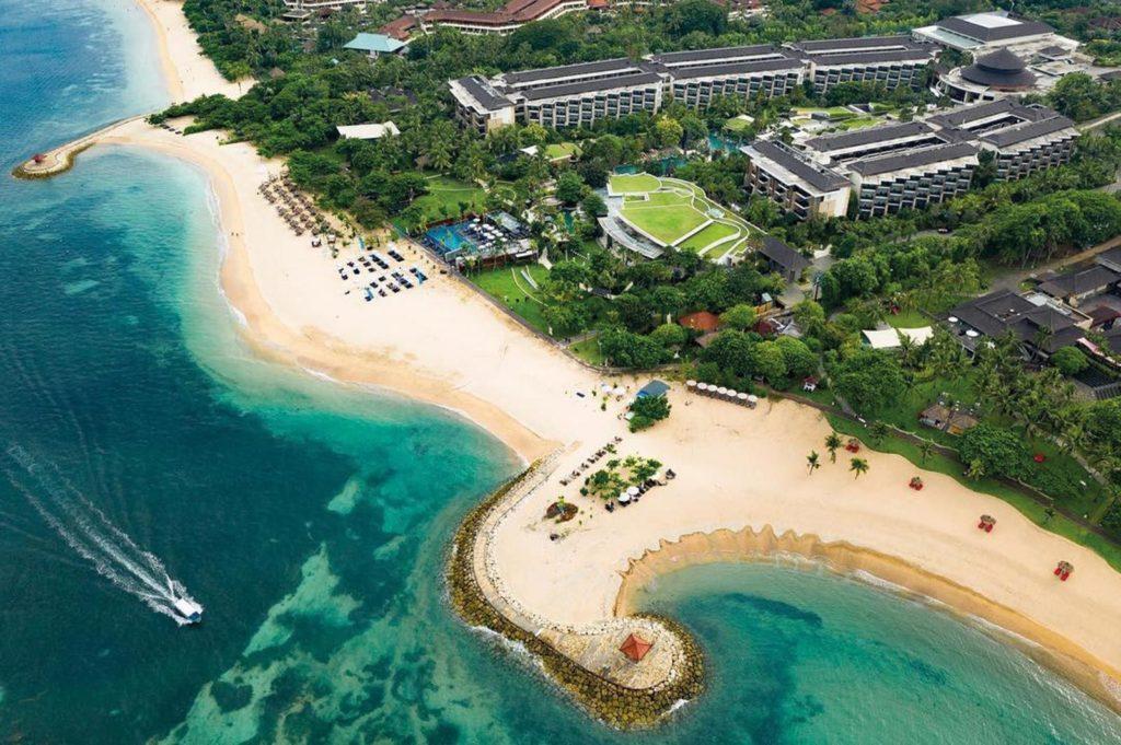 О пляже Нуса Дуа на Бали