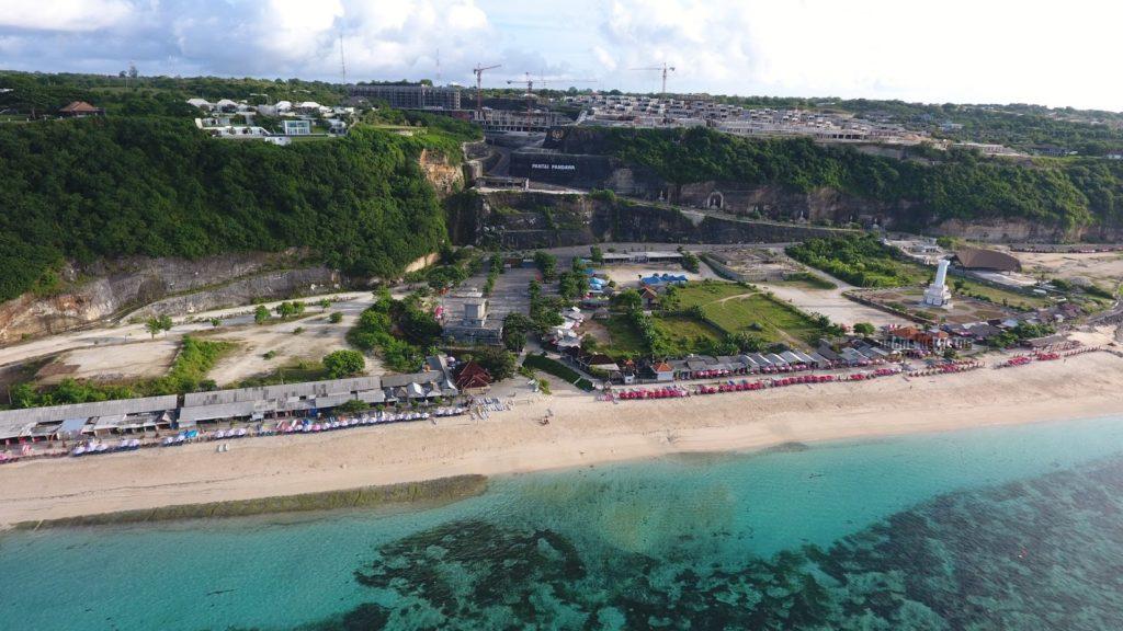 О пляже Пандава на острове Бали