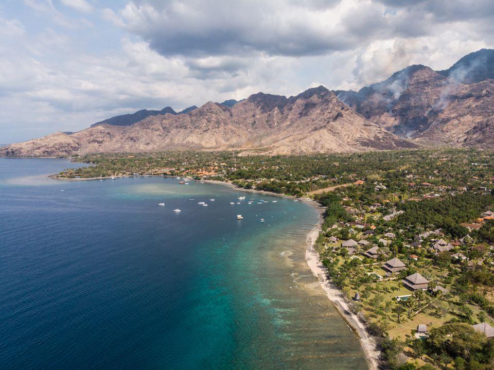 О пляже Пемутеран на Бали