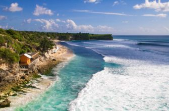 Обзор пляжа Баланган на Бали