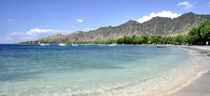Обзор пляжа Пемутеран на Бали