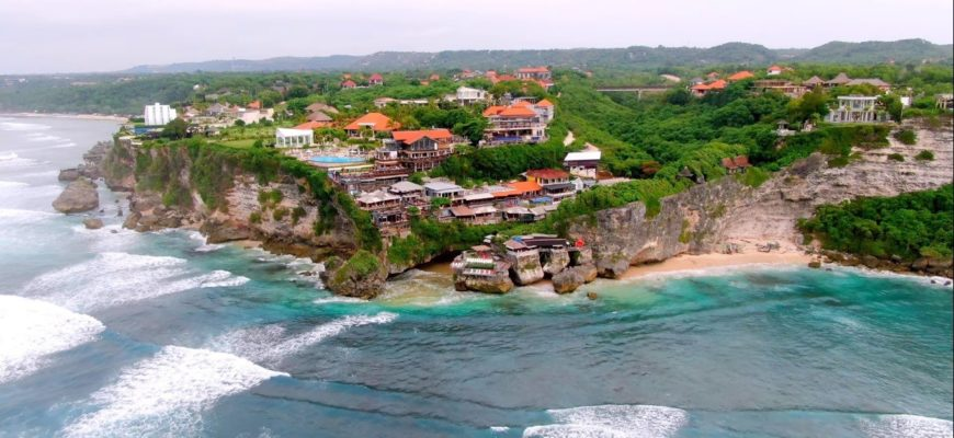 Обзор пляжа Сулубан на Бали
