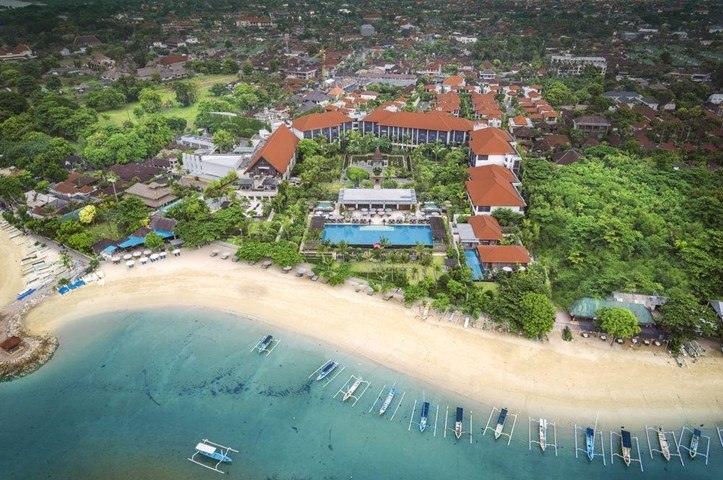 Описание пляжа Санур на Бали