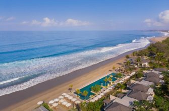 Пляж Семиньяк на острове Бали