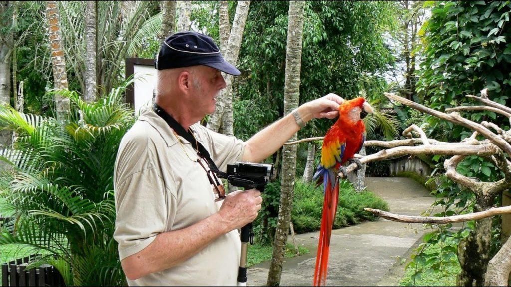 Посетите Bali Bird Park рядом с пляжем Санур