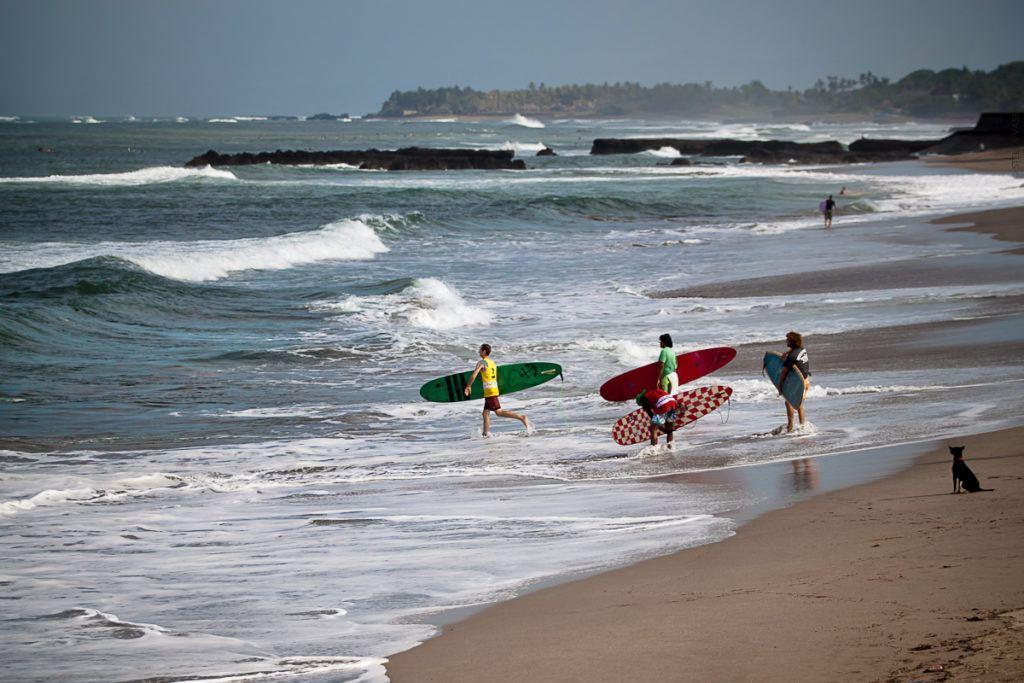 Приезжайте на пляж Чангу ради серфинга
