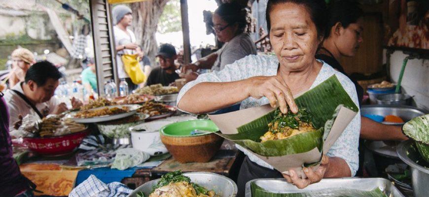 Про варунги на острове Бали